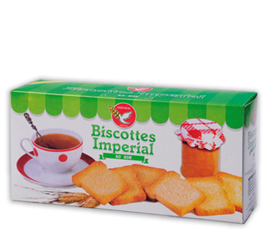 biscottes imperial au son